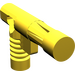 LEGO Yellow Hose Nozzle Elaborate with Grooves (58367)