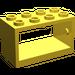 LEGO Yellow Hose Reel 2 x 4 x 2 Holder