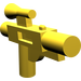 LEGO Yellow Minifig Gun Short Blaster
