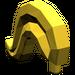 LEGO Yellow Minifig Plume Medium (4502)