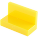 LEGO Yellow Panel 1 x 2 x 1 without Rounded Corners (4865)