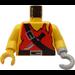 LEGO Yellow  Pirates Torso