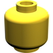 LEGO Yellow Plain Head (Recessed Solid Stud) (3626)