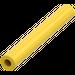 LEGO Yellow Plastic Hose 2.4 cm (3 Studs)