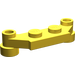LEGO Yellow Plate 1 x 4 Offset (4590)