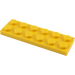 LEGO Yellow Plate 2 x 6 (3795)
