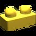 LEGO Yellow Primo Brick 1 x 2 (31001)