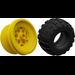 LEGO Yellow Rim Ø43.2 X 30.5 Assembly