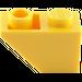 LEGO Yellow Slope 1 x 2 (45°) Inverted (3665)