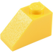LEGO Yellow Slope 45° 1 x 2 (3040)