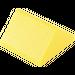 LEGO Yellow Slope 45° 2 x 2 Double (3043)