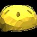 LEGO Yellow Sports Helmet with Vent Holes