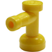 LEGO Yellow Tap 1 x 1 with Hole in End (4599)