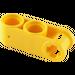 LEGO Yellow Technic Cross Block 1 x 3 (42003 / 42796)