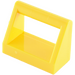 LEGO Yellow Tile 1 x 2 with Handle (2432)