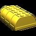 LEGO Yellow Trunk Lid 4 x 6 (4238)