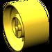 LEGO Yellow Wheel 24 x 43 Technic (3739)