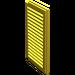 LEGO Yellow Window 1 x 2 x 3 Shutter (3856)