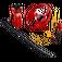LEGO Airjitzu Kai Flyer Set 70739