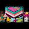 LEGO Andrea's Summer Heart Box Set 41384