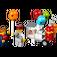 LEGO Balloon Cart Set 40108