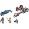 LEGO BARC Speeder with Sidecar Set 75012
