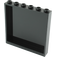 LEGO Black Panel 1 x 6 x 5 (59349)