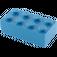 LEGO Blue Brick 2 x 4 (3001)