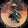 LEGO Boba Fett Magnet (851317)