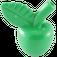 LEGO Bright Green Apple with Leaf (33051)