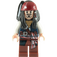 LEGO Captain Jack Sparrow Minifigure
