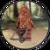 LEGO Chewbacca Magnet (850639)
