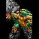 LEGO CHI Cragger Set 70207