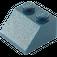 LEGO Dark Blue Slope 45° 2 x 2 (3039)