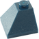 LEGO Dark Blue Slope 45° 2 x 2 (3045)
