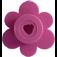 LEGO Dark Pink Small Flower