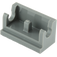 LEGO Dark Stone Gray Hinge 1 x 2 Base (3937)