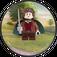 LEGO Frodo Baggins Magnet (850681)