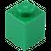 LEGO vert Brique 1 x 1 (3005)