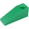 LEGO Green Slope 25° (33) 1 x 3 (4286)