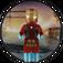 LEGO Iron Man Magnet (853457)