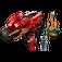 LEGO Kai's Blade Cycle Set 9441