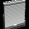 LEGO Light Gray Door 1 x 4 x 4 Lift (6155)