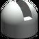 LEGO Light Gray Hinge Control Stick Base (4592)