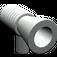 LEGO Light Gray Loudhailer (4349)