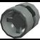 LEGO Light Gray Wheel Rim Wide Ø11 x 12 with Round Hole (6014)