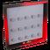 LEGO Marvel Super Heroes Minifigure Display Frame (853611)