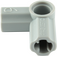 LEGO Medium Stone Gray Angle Connector #6 (90º) (32014 / 42155)