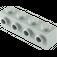 LEGO Medium Stone Gray Brick 1 x 4 with 4 Studs on 1 Side (30414)