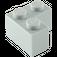 LEGO Medium Stone Gray Brick 2 x 2 Corner (2357)